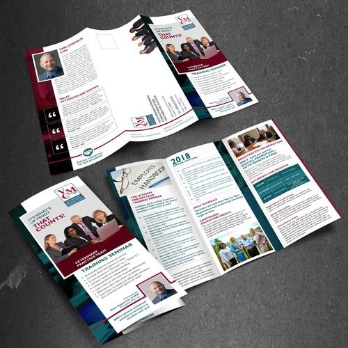 VMC, Inc. IWUF Team Training Seminar Brochure