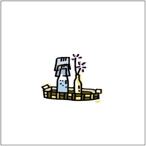Spot Illustration - Café