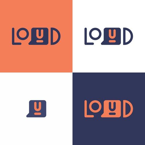 playful concept logo