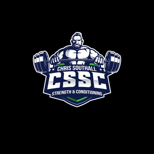 Chris Southall Strength & Conditioning Logo