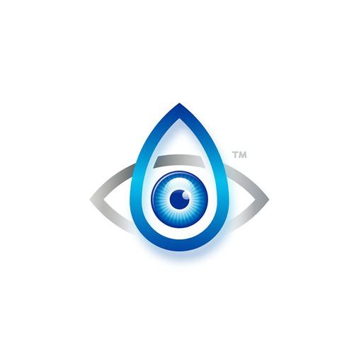 Branding Concept for Eye Health Company