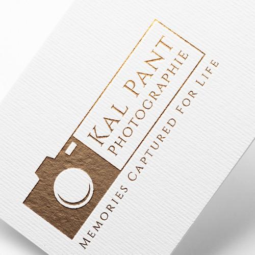 Kal Pant Photographie Logo Design
