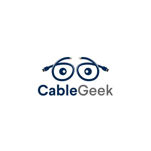 Design a new logo for CableGeek