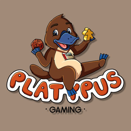 Platypus character