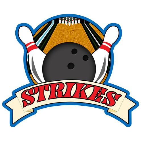 Create the next logo for Strikes