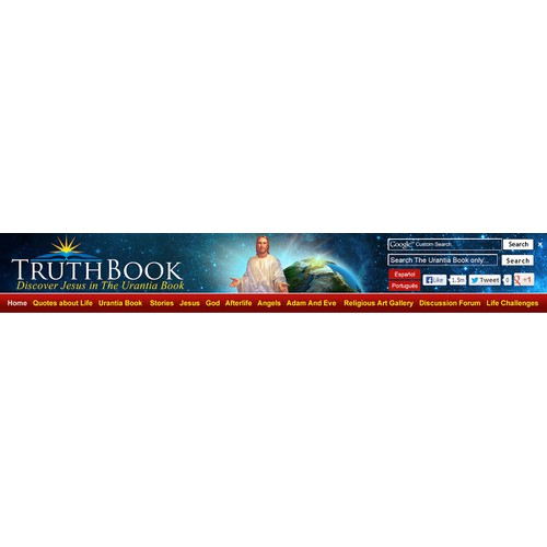 New banner ad wanted for TruthBook