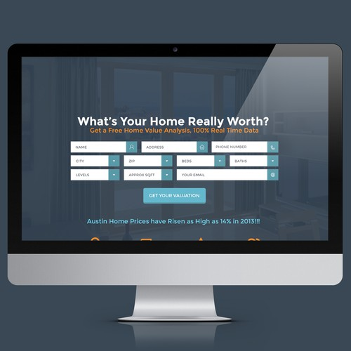 Create a Real Estate Landing Page!!!