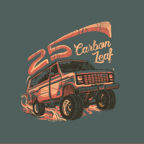 Offroad van design