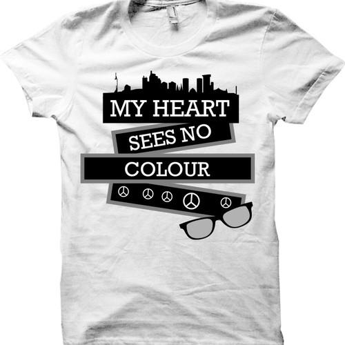 Motivational T-shirt design wanted