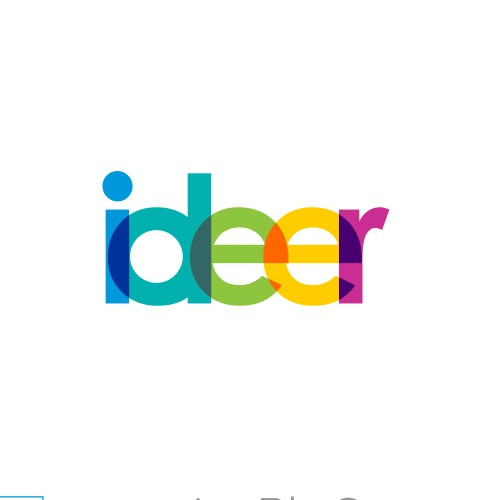 Logo concept for ideer