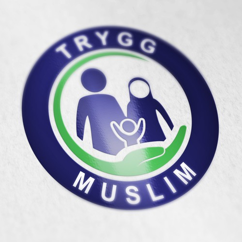 Logo for muslim insurance in Norway