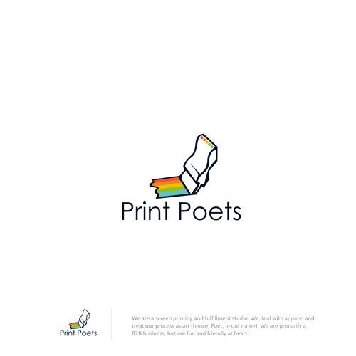 print poets