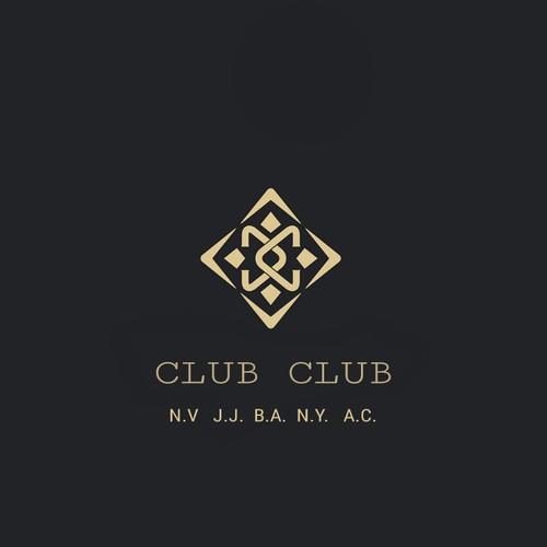 Logo concept for Club Club