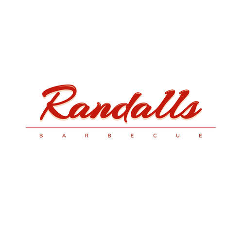 Randalls logo design