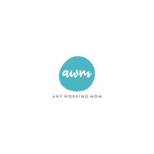 Logo Any Working Mom