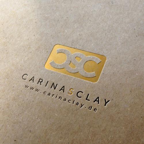 Logo design winner for Carina S Clay.