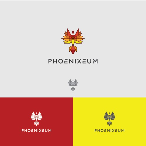 Logo for Phoenixeum