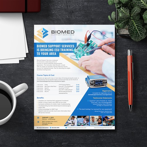 Biomed Support Services