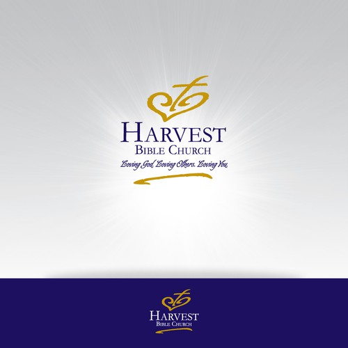 Create LOGO for HARVEST BIBLE CHURCH