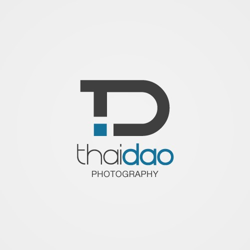 Logo concept for Thai Dao photograpy