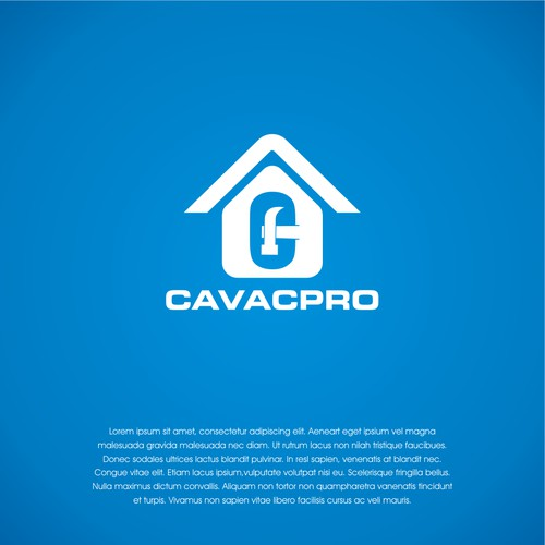 create logo for CavacPro