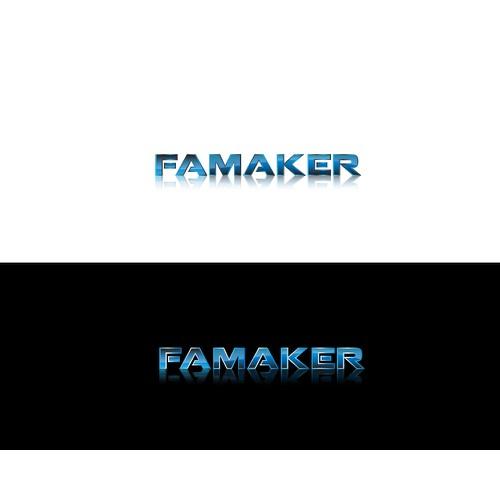 F. A. Maker needs a new logo