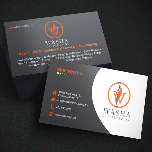 Business Card Design Contest