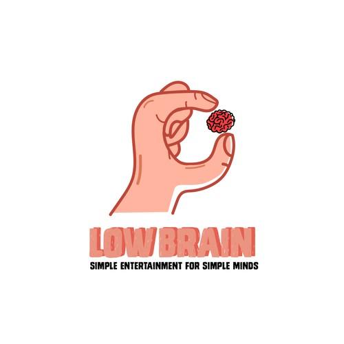 low brain logo