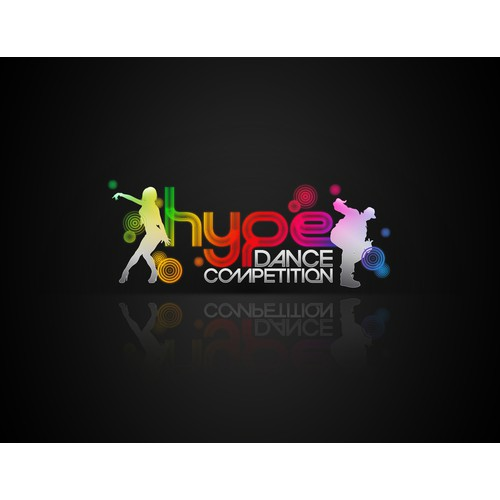 logo for HYPE DANCE COMPETITION