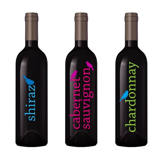 product label for RJS Craft Winemaking