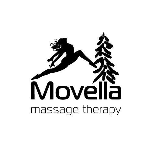 Create the next logo for Movella Massage Therapy