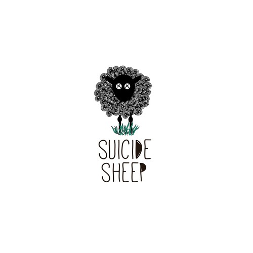 fun logo for an indie band