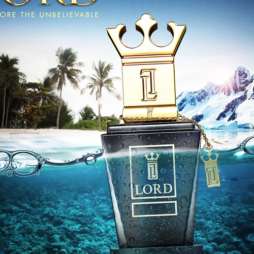 Lord Perfum Poster