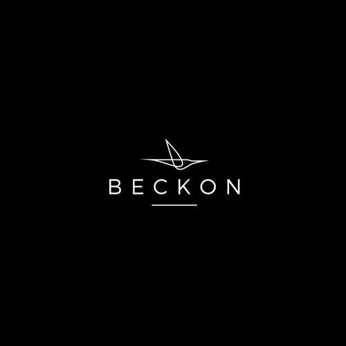 BECKON logo concept