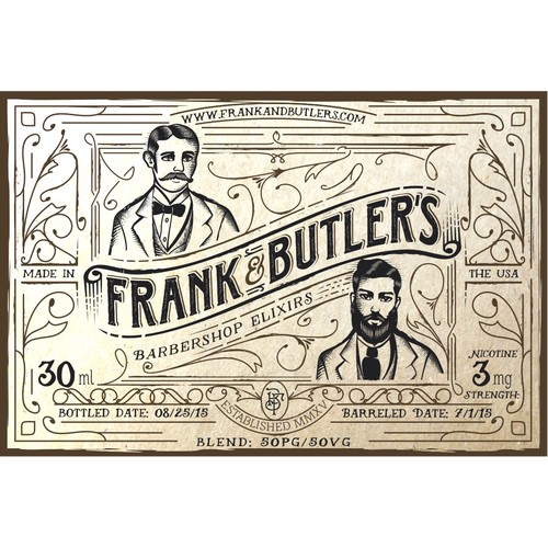 Frank and Butlers