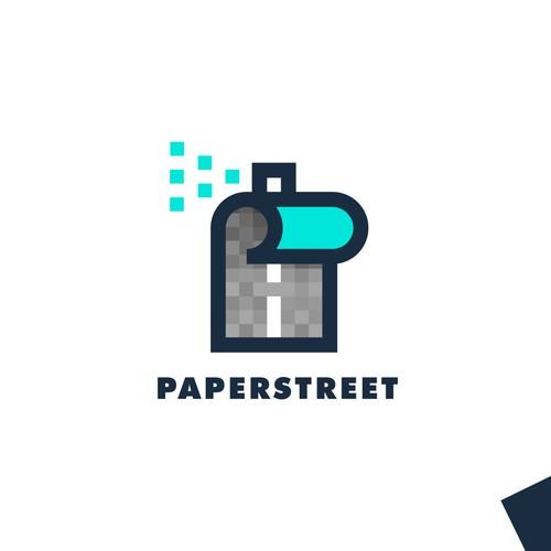 Logo Design for PaperStreet