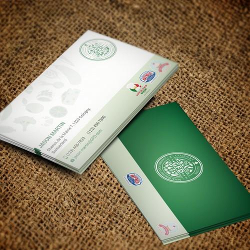 GFD Business Card