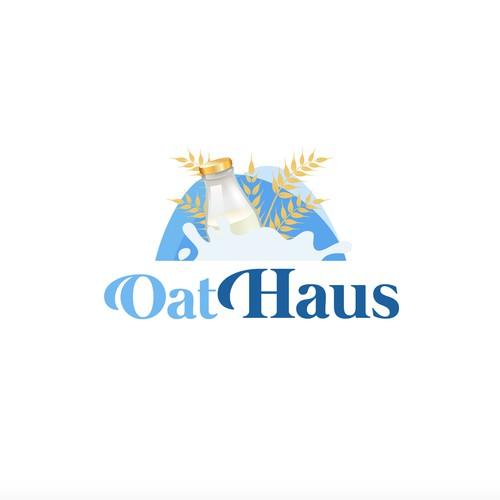 Logo for Oat Milk Company