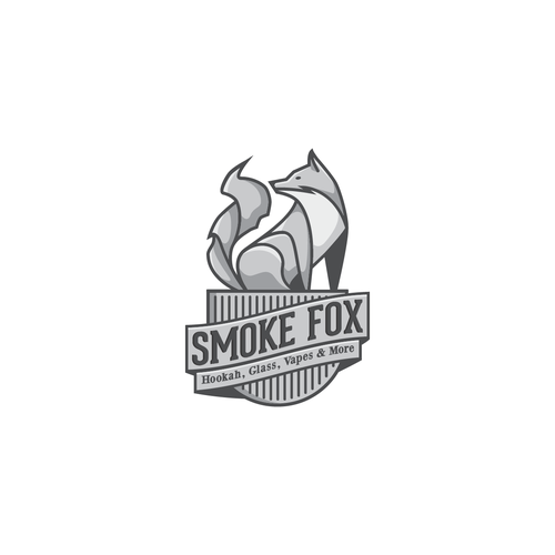 Smoke Fox logo