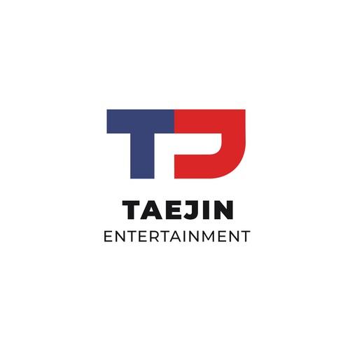 Bold Logo for Entertainment Company