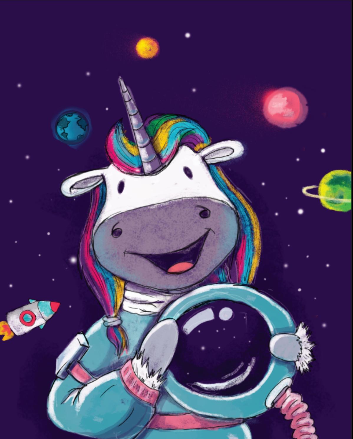 Children's Book: Ariel, the Astronaut (Book 2 of 24)