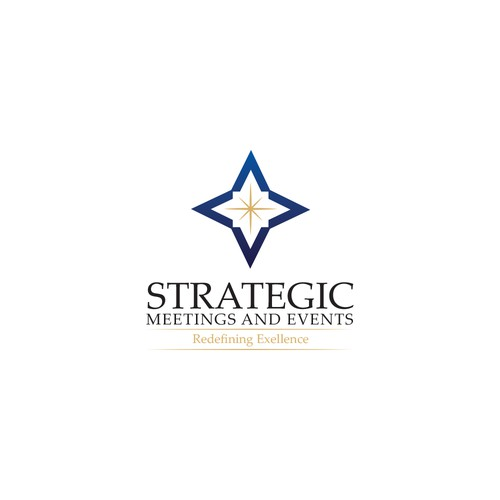 Sharp logo design