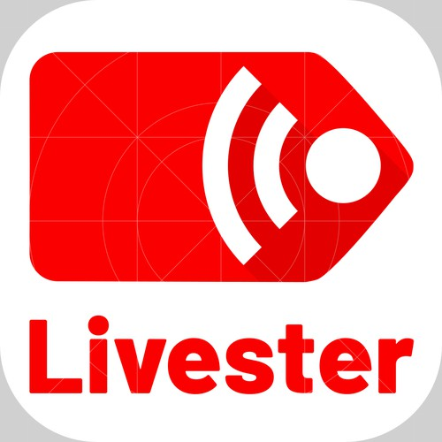 iOS11 icon Livester
