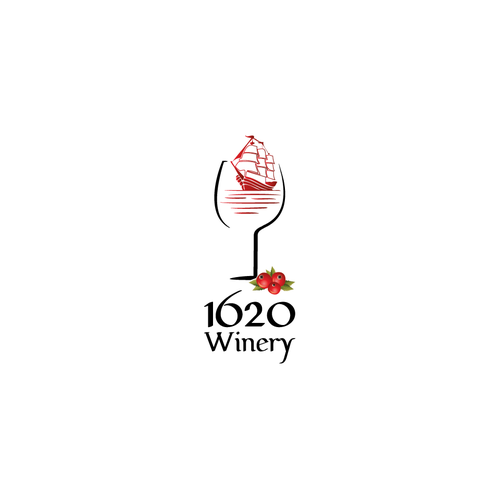logo for 1620 Winery