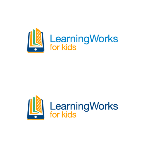 Logo for LearningWorks for Kids