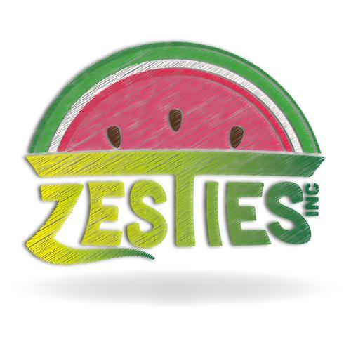 Logo For Zesties 3