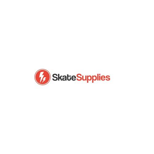 Logo design for Skateboard related eCommerce