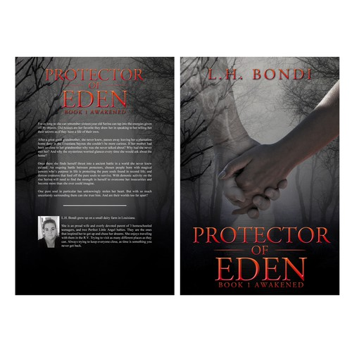 Book Cover Design Winner
