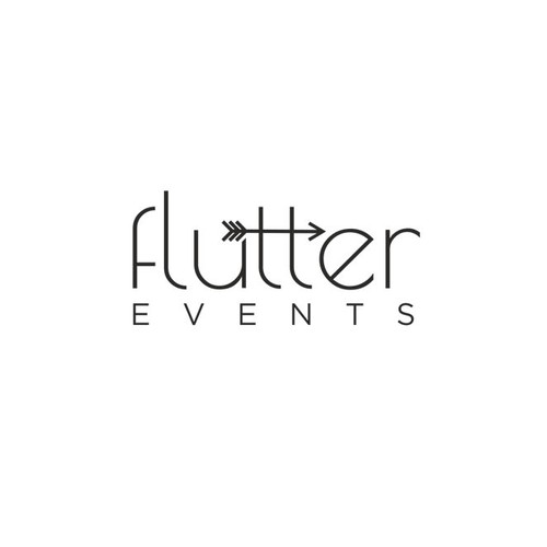 Logo for Flutter events