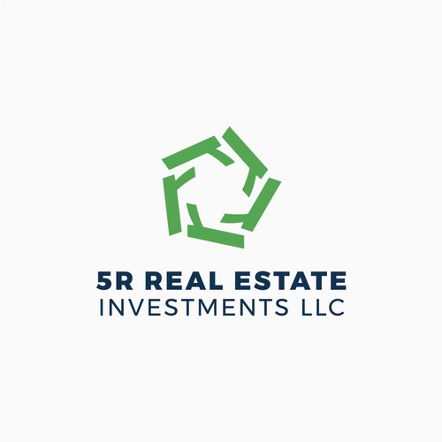 Logo concept for 5R Real Estate